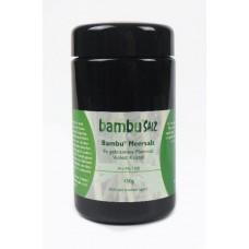 Neunmal gebranntes Bambu®Meersalz 150g