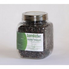 Bambu® Meersalz 9x gebrannt - violett Kristall, 1 Kg