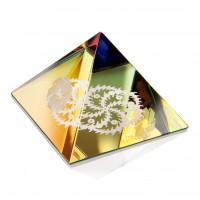 Cosmic Light Pyramid