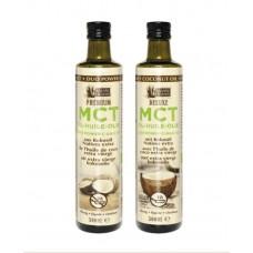 Extra natives Kokosnussöl MCT-500ml