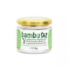 Bambu® Meersalz 1x gebrannt - pulverisiert - Glas, 110 g